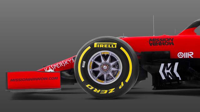 2019 Formula 1 car launches
