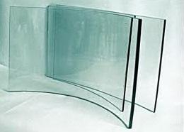 Kaca Lengkung (Curved Glass)