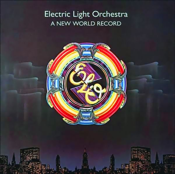 A NEW WORLD RECORD,ELECTRIC LIGHT ORCHESTRA