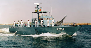 top 10 best and most powerful navy in africa