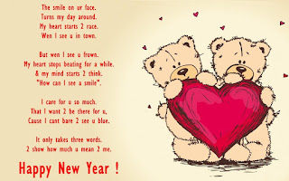 happy new year wishes poems and sayings