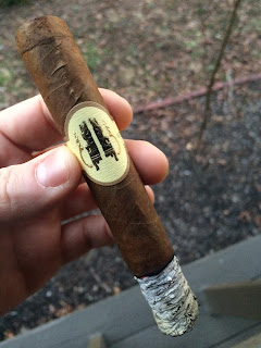 Caldwell the King is Dead Premier Robusto cigar