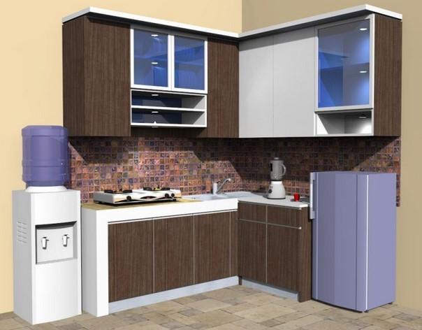 Desain Dapur Sederhana Untuk Rumah Minimalis