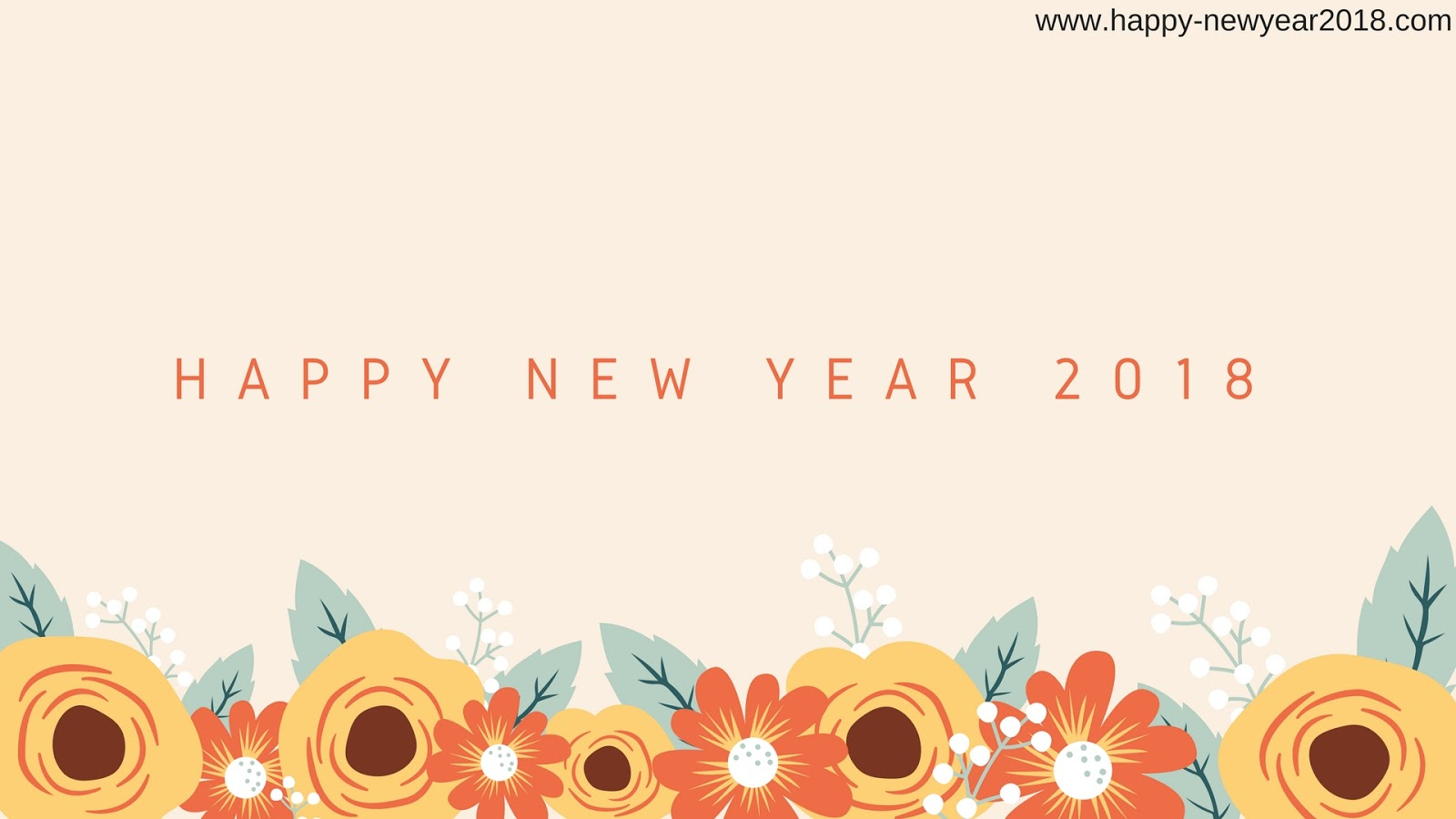 beautiful new year 2018 images