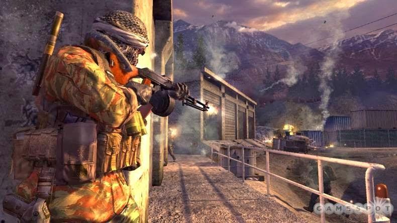 تحميل لعبةcall Of Duty 4 Modern Warfare مضغوطة بحجم 98 ميجا