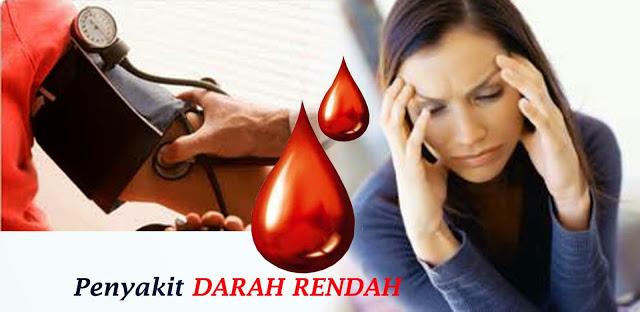 Cara Alami Untuk Mengatasi Darah Rendah