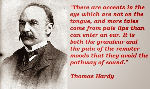 thomas hardy as a war poet Career, thomas hardy insisted that a hope for the moral advancement of  as  seen in hardy's war poems, the injustice and immorality of humans towards.