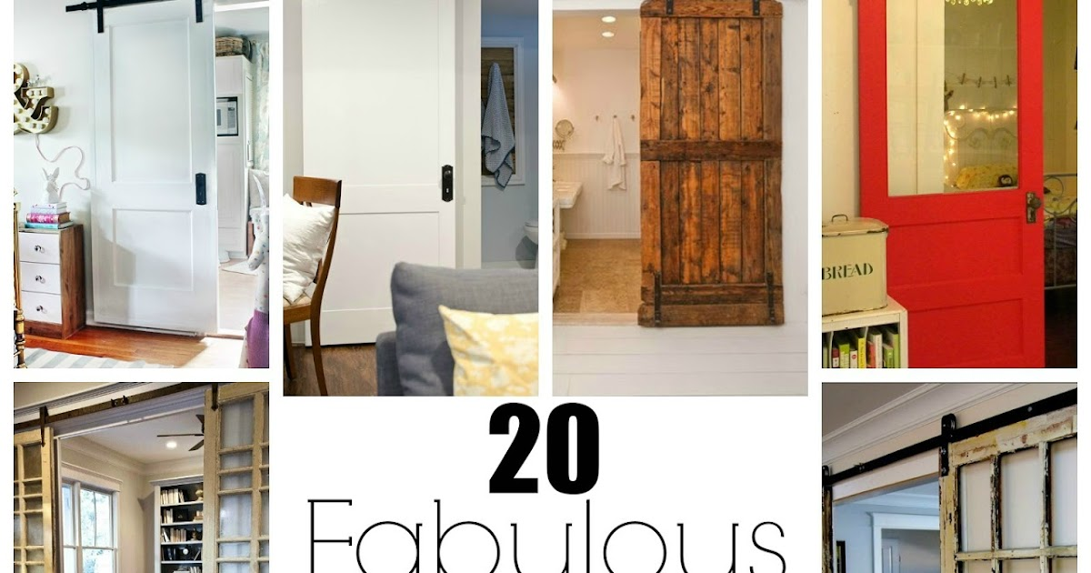 20 Fabulous Sliding Barn Door Ideas