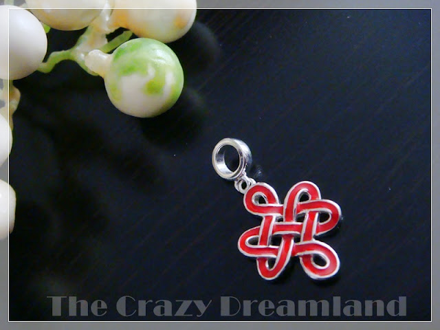 chinise knot pendant charm