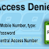 "How to Fix ""Access Denied"" on your LoadCentral Webtool Account"