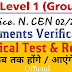 RRB Group D DV Date, and Medical from 1st Week of April Download Letter PDF