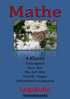 Figuren Spiegelung Mathematik 4.Klasse PDF