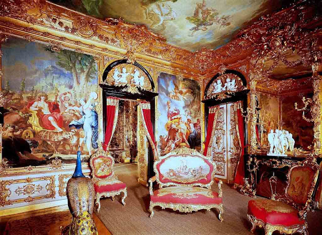 Linderhof West Tapestry Room