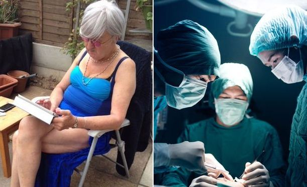 71 year old man to transform to woman