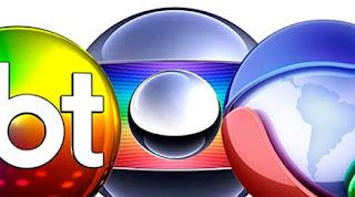 Record, Globo ou SBT