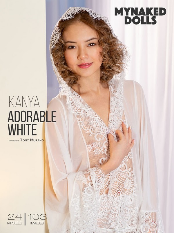 [MyNakedDolls] Kanya - Adorable White