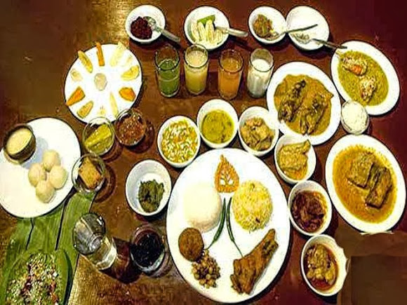 Food of West Bengal