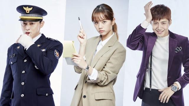 Sinopsis Two Cops K-Drama