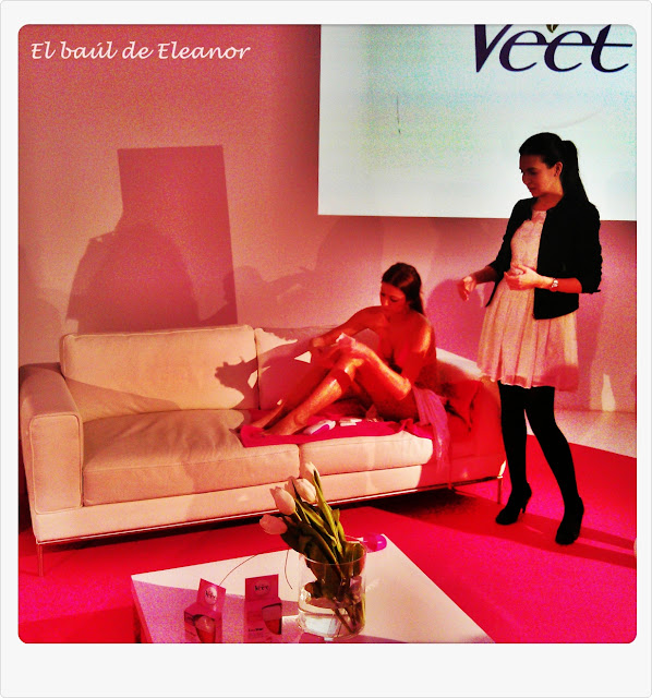B E El Ba 250 L De Eleanor By Julia R Easy Wax De Veet