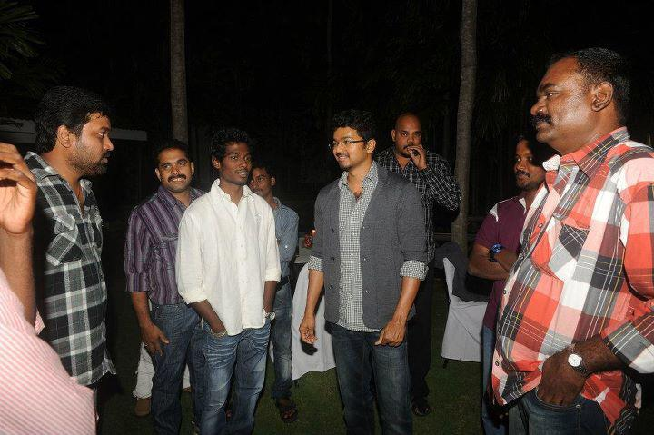 Ilayathalapathyvijay: Nanban Success Celebration...