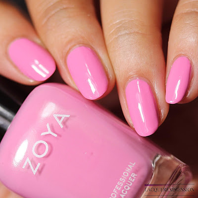 Nail Polish Swatch and Review of Zoya Missy from the Zoya Sunshine Collection for Summer 2018