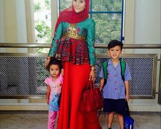 model baju hijab modern dian pelangi