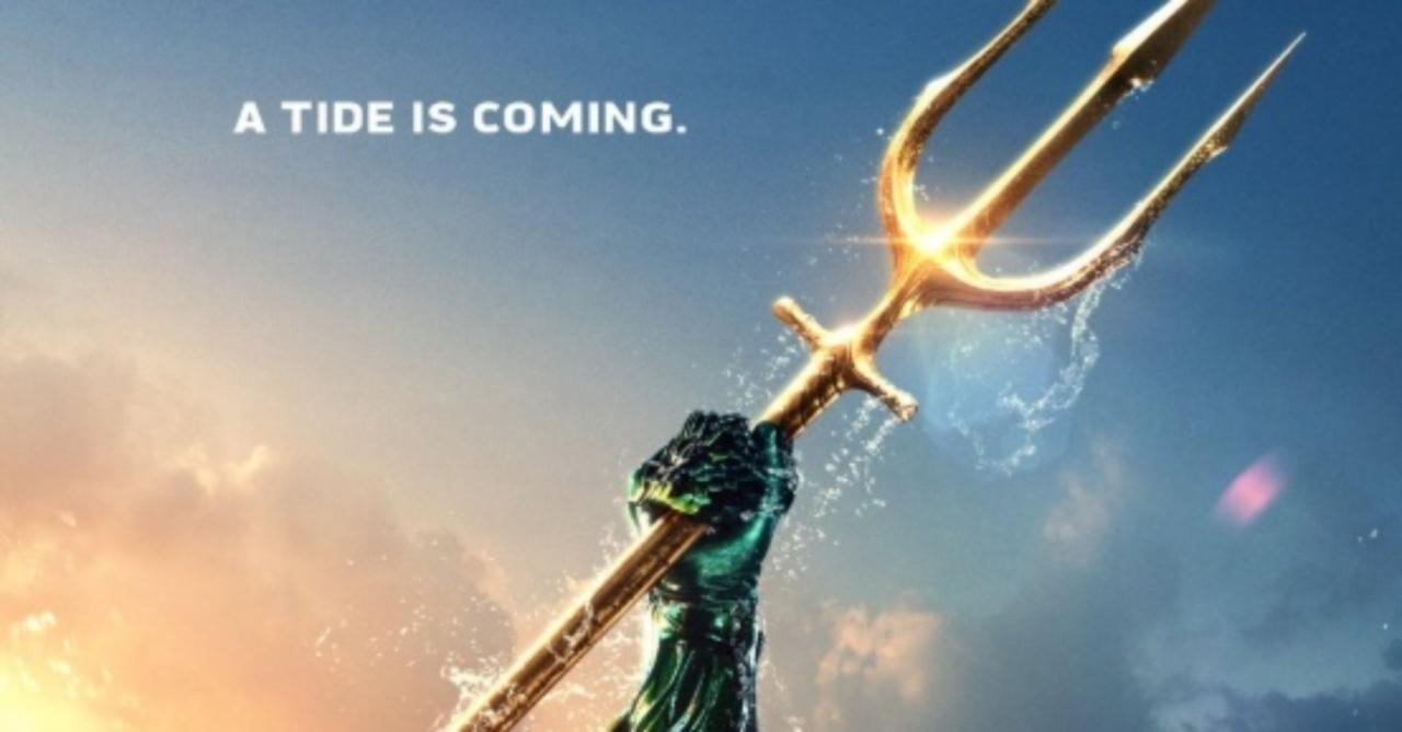 Aquaman | Confira novo trailer estendido