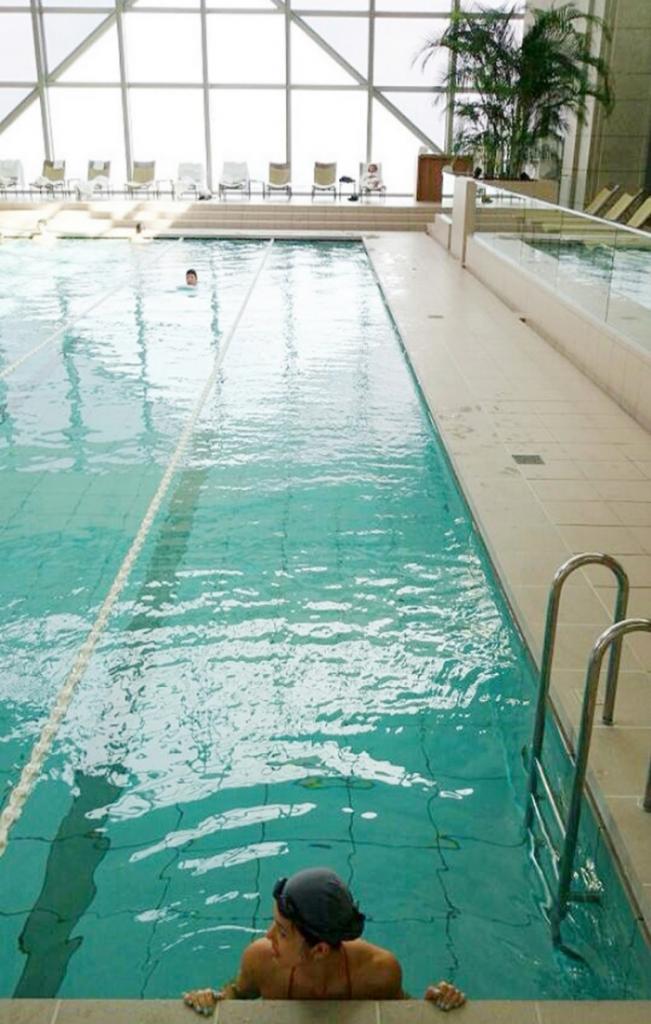 Park Hyatt Tokyo, pool, Euriental
