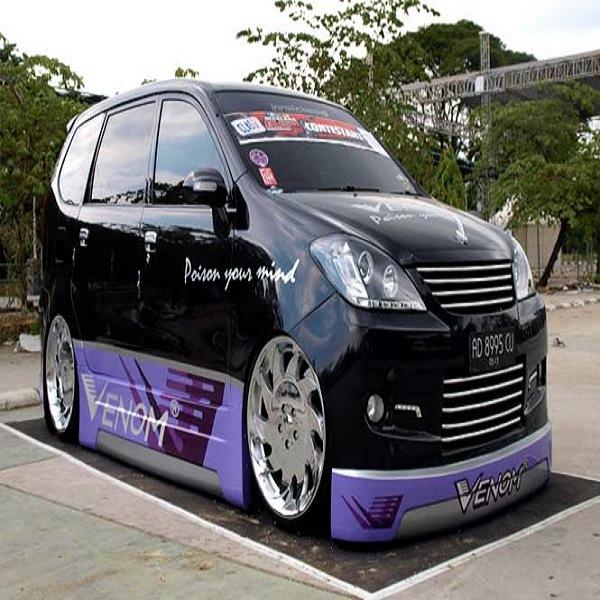 harga velg grand new avanza veloz all alphard 2018 indonesia foto modifikasi hitam 2005 2006 2007 2008 2009 2010 ...