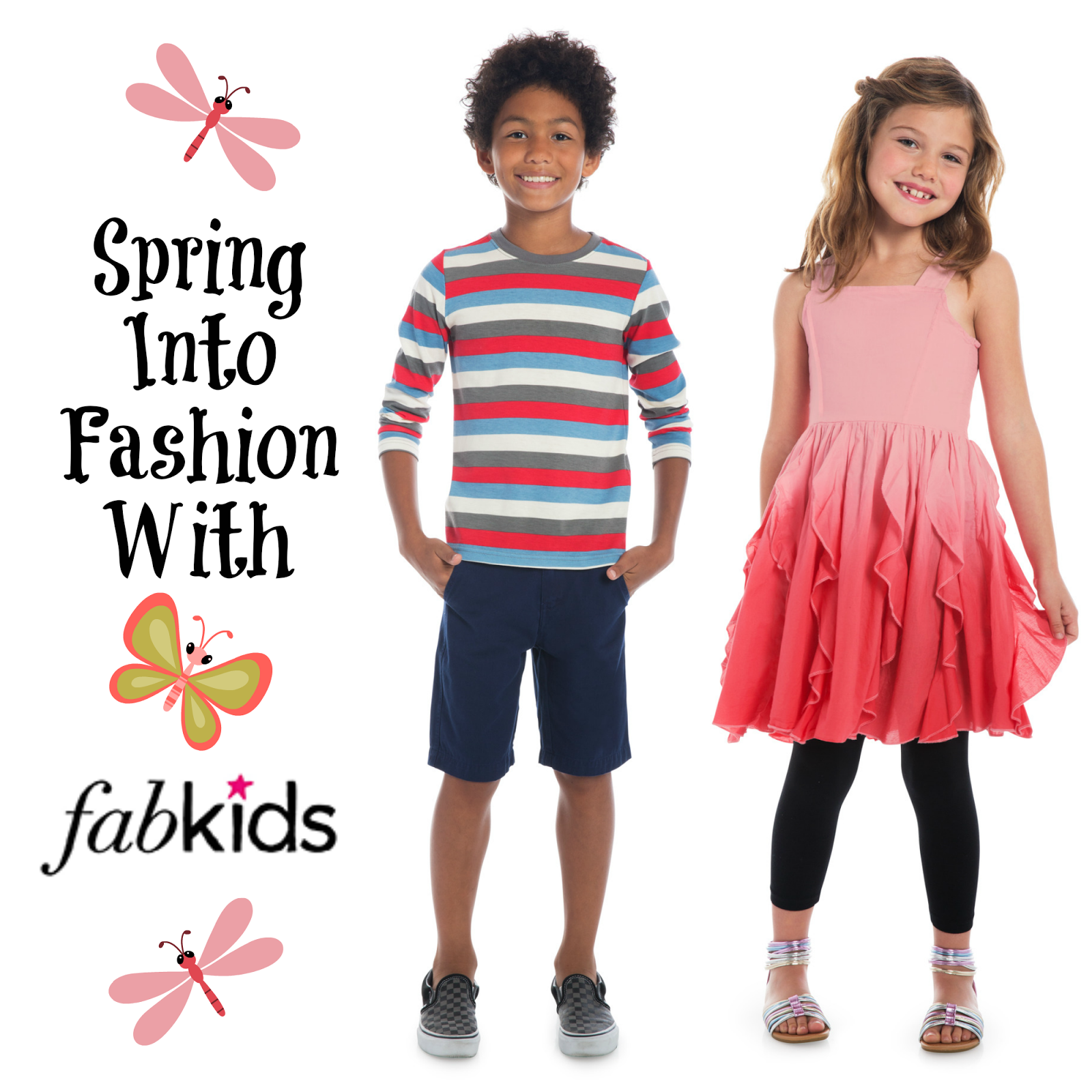 Fab Boys: Spring Into Fashion With FabKids