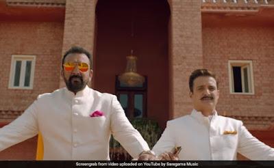 Saheb, Biwi Aur Gangster 3: Sanjay Dutt returned as villain