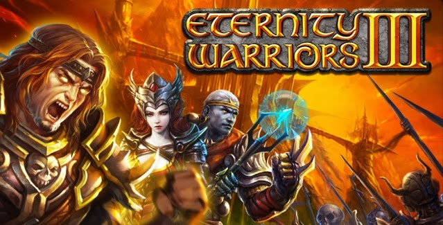 Eternity Warrior III Android Game Apk + Data