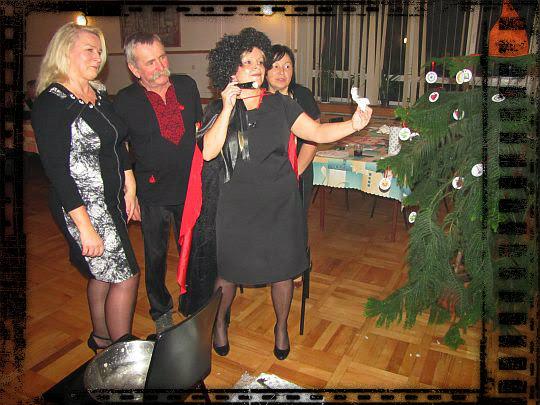 Andrzejki z Dorotą i Markiem