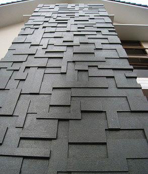 fasad batu alam