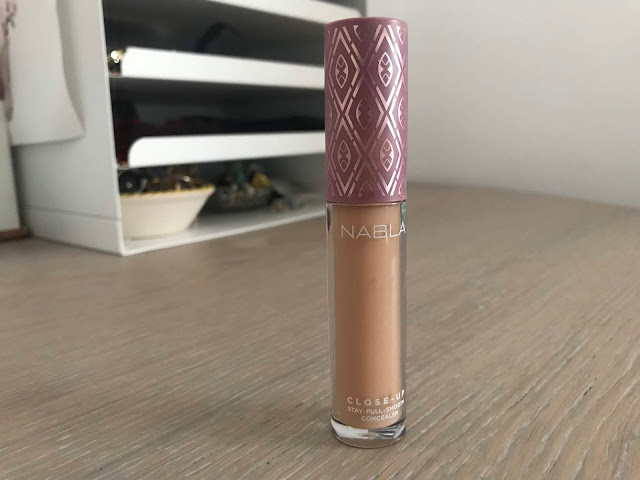 Review: Nabla Cosmetics Close Up Concealer in Cream Beige