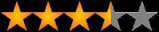Resultado de imagen para tres estrellas y media