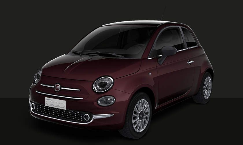 Fiat 500 Restylee 2019 Couleurs Colors