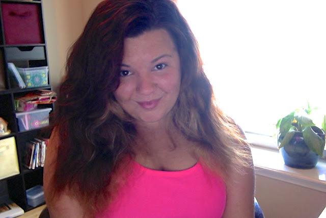 natalie craig, plus size fashion blogger, plus size fashion, chicago fashion, chicago chic, chicago blogger, DIY frizz free, frizzy hair, Frizz fix, how do I fix frizzy hair, DIY beauty, coconut oill, olive oil