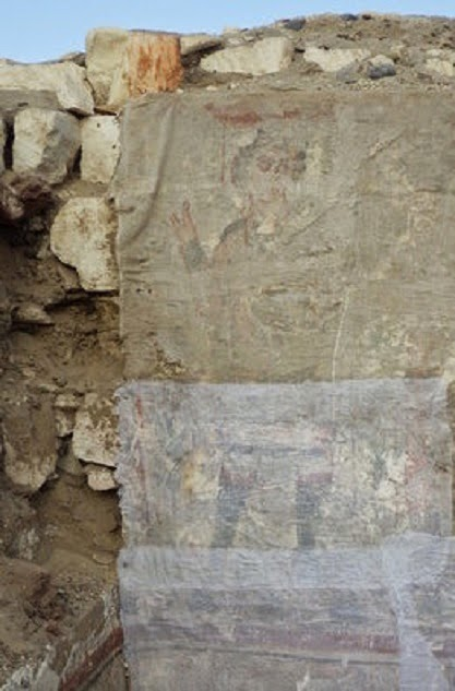 Early Coptic image of Jesus found at Oxyrhynchus