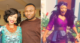 tonto dikeh dance excitedly after her marriage to churchill was officially annulled