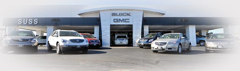 Suss Buick Gmc >> Suss Buick Gmc