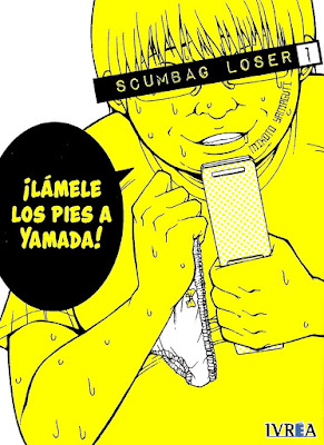 "Reseña de ""Scumbag Loser"" vol.1 de Mikoto Yamaguchi - Ivréa"
