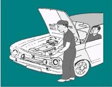 تشخيص أعطال محرك السيارة PDF-اتعلم دليفري