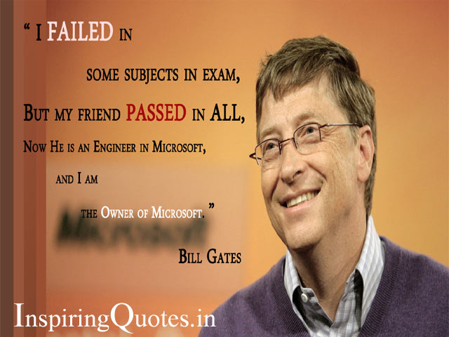 Bill Gates Quotes Famous By