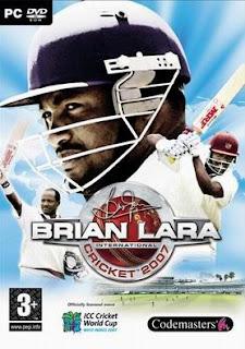 Download Brian Lara International Cricket 2007 Free Games