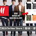 H&M 正式推出Online Store!全场大减价!最低只需RM12.99!