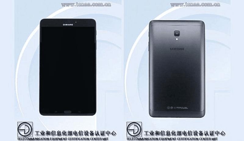 Samsung Galaxy Tab A 8.0 (2017) Appeared On TENAA