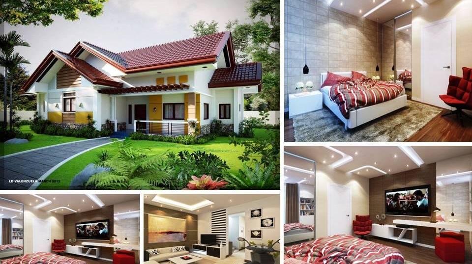 Fabulous Modern Single Storey House Design - Decor Units