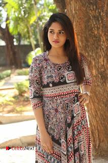 Actress Sunaina Latest Stills in Floral Dress at Pelliki Mundu Prema Katha Trailer Launch  0027.JPG