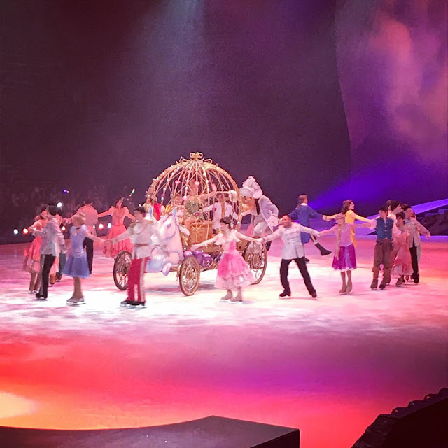 Disney on Ice presents Dream Big review - finale
